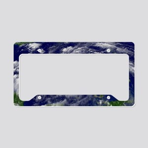 Hurricane Emily, 14th July 20 License Plate Holder