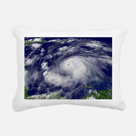 Hurricane Emily, 14th Ju Rectangular Canvas Pillow