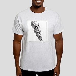 Human evolution, artwork Light T-Shirt