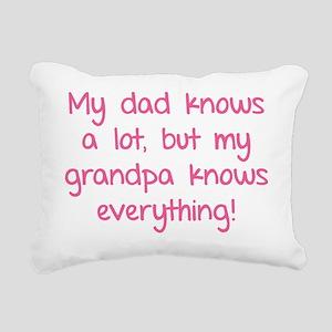 baby135 Rectangular Canvas Pillow