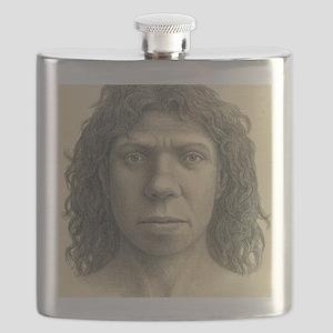 Homo heidelbergensis female Flask