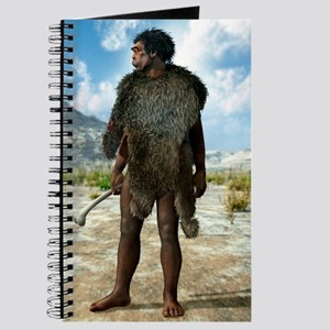Homo erectus, artwork Journal