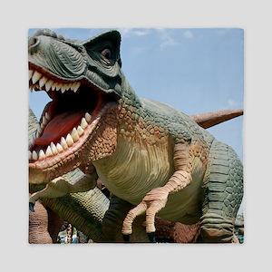 Model dinosaur Queen Duvet