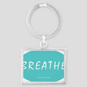 Breathe Magnet Landscape Keychain