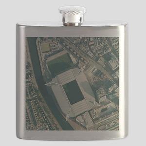 Millennium Stadium, Cardiff,aerial view Flask