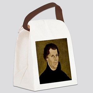 Martin Luther, German theologian Canvas Lunch Bag