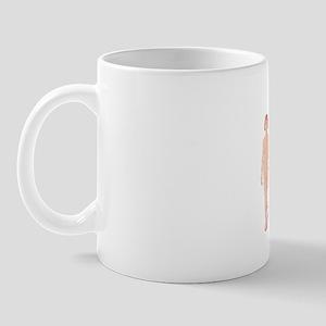 Male and female sexual maturation Mug
