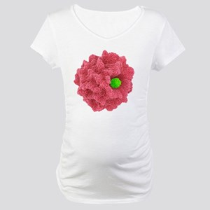 Macrophage engulfing pathogen, a Maternity T-Shirt