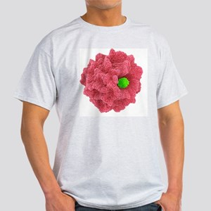 Macrophage engulfing pathogen, artwo Light T-Shirt
