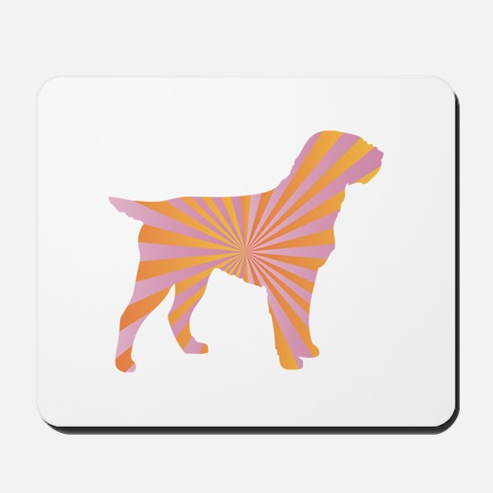 Griffon Rays Mousepad