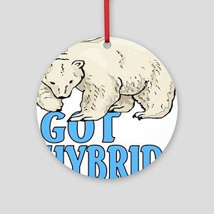 Got hybrid? Ornament (Round)