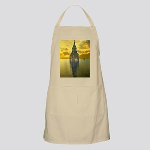 Global warming Apron