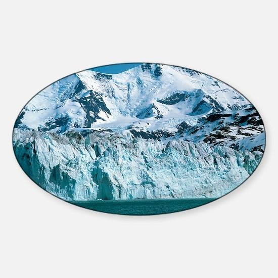 Glacier Sticker (Oval)