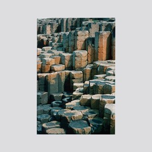 Giant's Causeway Rectangle Magnet