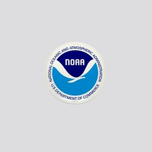 NOAA Mini Button