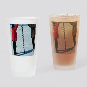 Glaciology research Drinking Glass