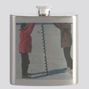 Glaciology research Flask