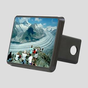 Glacier Rectangular Hitch Cover