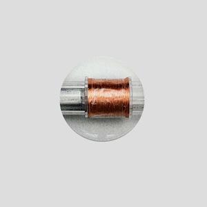 Linear dynamo Mini Button