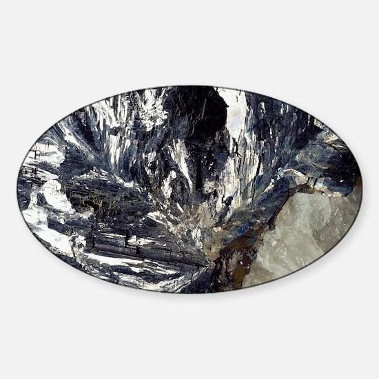Galenite Sticker (Oval)
