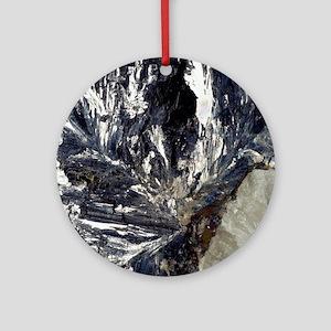 Galenite Round Ornament