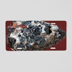Franklinite Aluminum License Plate