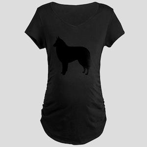 tervurenzazzbiz Maternity Dark T-Shirt