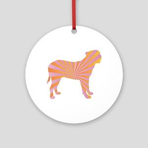 Presa Rays Ornament (Round)
