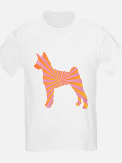 Pumi Rays Kids T-Shirt