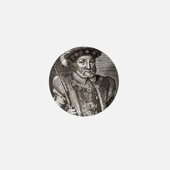 King Henry VIII of England Mini Button
