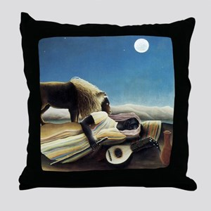 Henri2 Throw Pillow