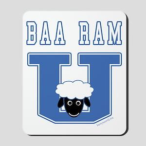 Baa Ram U. Mousepad
