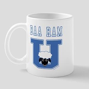 Baa Ram U. Mug