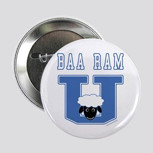 "Baa Ram U. 2.25"" Button (10 pack)"