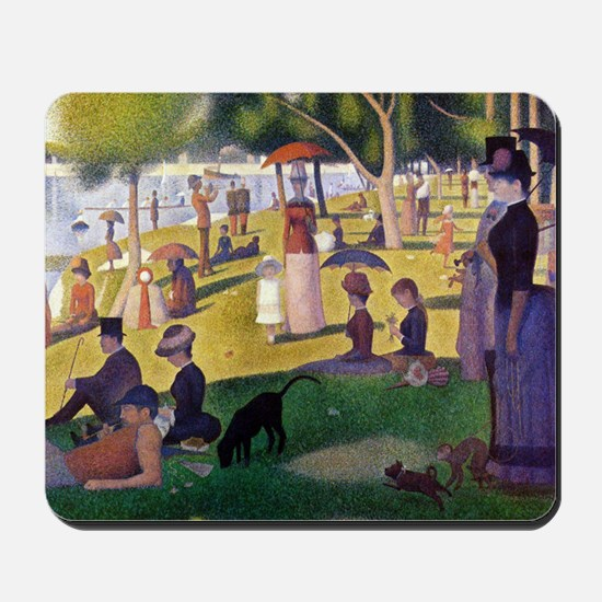 Georges Seurat Mousepad