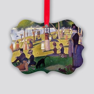 Georges Seurat Picture Ornament