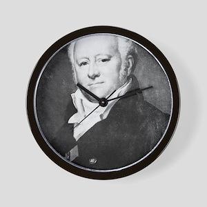 Jean-Nicolas Corvisart, French physicia Wall Clock
