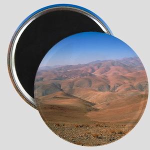 Foothills of the Andes, Atacama Desert, N.C Magnet