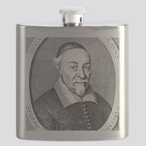 Jean Riolan, French anatomist Flask