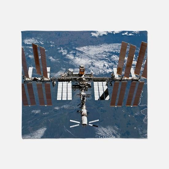 International Space Station, 2011 Throw Blanket