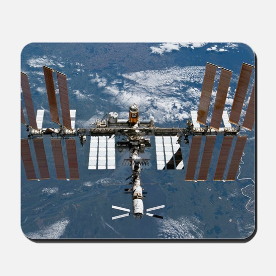 International Space Station, 2011 Mousepad