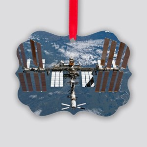 International Space Station, 2011 Picture Ornament