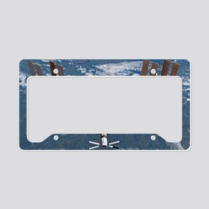 International Space Station,  License Plate Holder