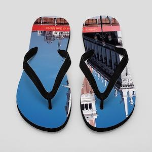 Flood defences, Venice Flip Flops