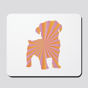 Schnoodle Rays Mousepad