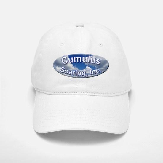 Cumulus Logo 5 x 3 - 200 dpi Baseball Baseball Cap