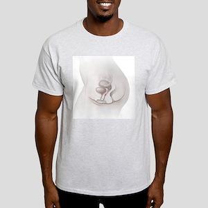 Female G-spot, artwork Light T-Shirt