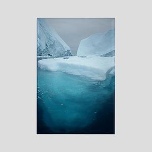 Iceberg Rectangle Magnet