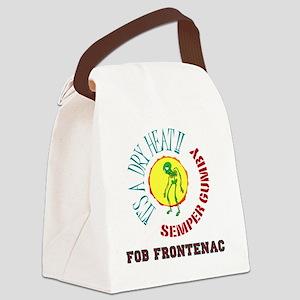 Semper Gumby FOB FRONTENAC Canvas Lunch Bag