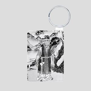 Hua Tuo, Chinese physician Aluminum Photo Keychain